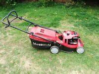 Mountfield SP480 petrol lawn mower