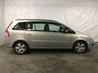 2006 Vauxhall Zafira 1.6i 16v Club MPV 5dr **MOT**