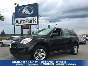 2013 Chevrolet Equinox Aux| Alloys| Cruise Control| Keyless Entr