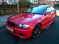 Bmw 330ci M Sport 6 Speed Manual Remapped Scorpion Exhaust Sat Nav Xenons Modified Px