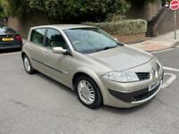 Renault Megane 2007 Automatic 1 Year Mot