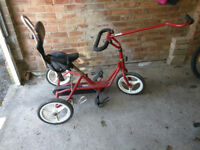 Rifton Disability Adaptive Tricycle with front guide bar