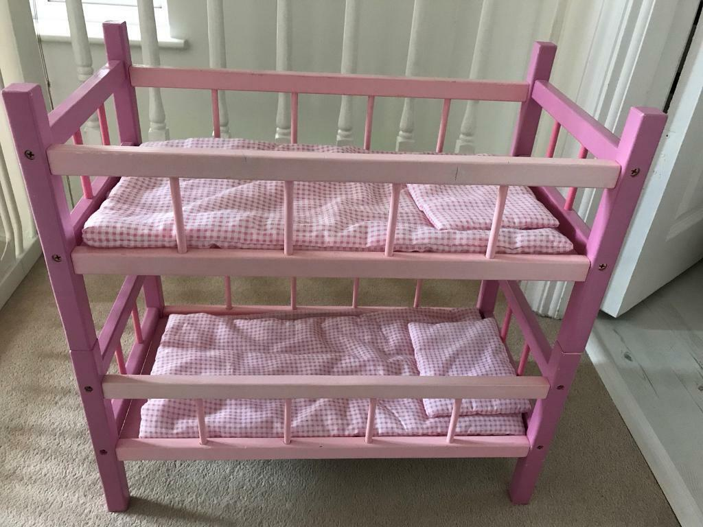 Baby Doll Bunk Bed Set In Worcester Park London Gumtree