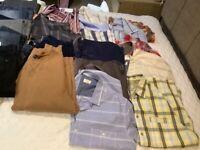 Bundle of Gents Clothes