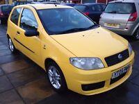 2005 Fiat Punto Active 1.2