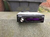 kenwood cd- player aux bluetooth (not sub amp radio pionner )