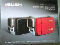 bush camcoder boxed