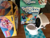 Greedy granny and toilet trouble game