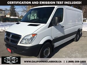 2008 Dodge Sprinter 2500 DIESEL PWR LOCKS PWR WINDOWS!