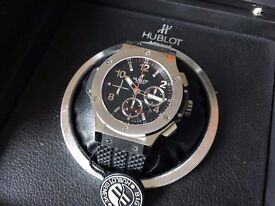 New Swiss Hublot Big Bang Eta 7750 Automatic Watch