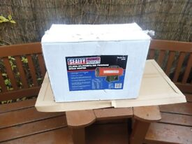 SEALEY GAS PROPANE SPACE HEATER