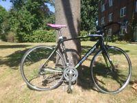 Merida lite 93 tiagra 10 speed road racing bike medium/large