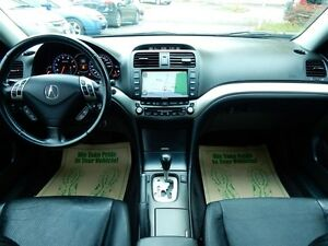 2008 Acura TSX TECH PKG   NAVIGATION   LEATHER.ROOF Kitchener / Waterloo Kitchener Area image 9