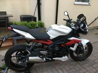truimph Street triple R one owner excellent condition