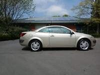 Renault Megane new mot at request convertible 1.6 petrol new timing belt may take cheap px