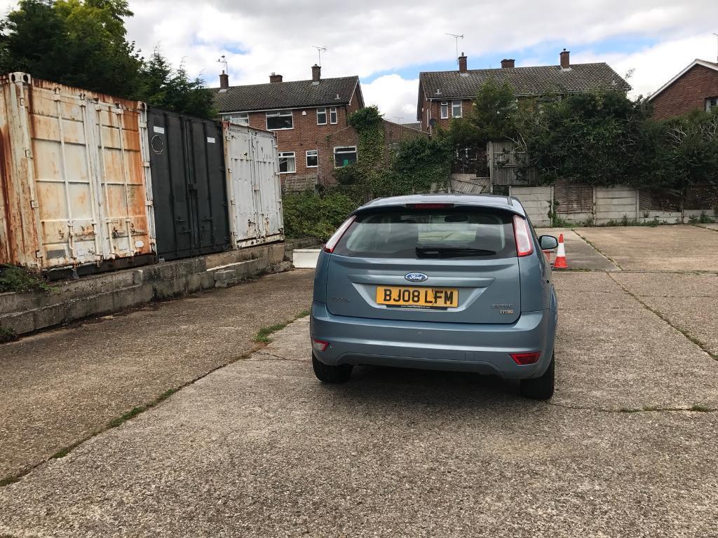 Ford focus 1.8 diesel faulty