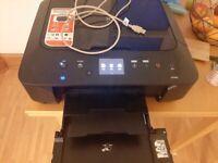 Printer Scanner + ink cartridge