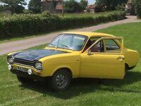 Ford Escort mk1 1300GT LHD