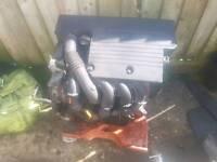 Mk6 ford fiesta 1.4 engine