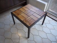 Tiled Coffee/ Occasional Table