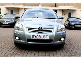 2008 Toyota Avensis 2.0 VVT-i T Spirit 5dr --- Automatic --- Part Exchange Welcome --- Drives Good