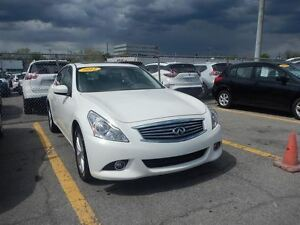 2012 Infiniti G37 LUXUARY PCKG NAVIGATION FULLY LOAD BEST DEAL