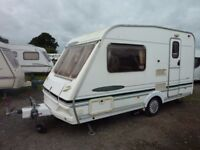 2002 Abbey Freestyle 400 se with full awning