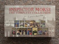 Inspector Morse, The Complete Collection by Colin Dexter