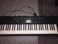 Electronic Keyboard Casio