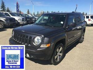2016 Jeep Patriot LOADED LEATHER ROOF NAVI EVERY ONE IS APPROVED