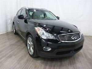 2011 Infiniti EX35 Luxury 360 Camera Navigation Leather
