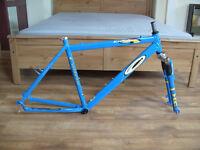 """Carerra Kraken 7005 Aluminium Mountain Bike frameset 20"""""""