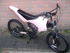 Kids MotoX Style Bicycle