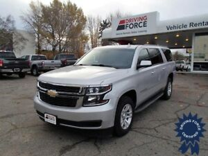 2016 Chevrolet Suburban LT 8 Passenger 4X4 w/Leather Seats, 5.3L