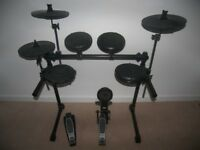 Alesis Electronic Drum Kit with Cymbals , Hi-Hat , Bass Pedal / Without Alesis DM6 Module !