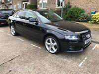 Audi A4 2.7 TDI AUTO Multitronic BLACK 2008