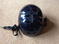 yak water sports helmet - blue