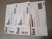 Babyshow Tickets NEC BIRMINGHAM 19.5.18