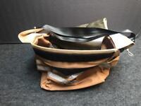 Big custom handle bar bag by Tim Tas