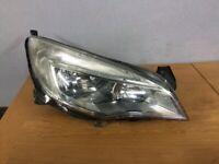 Vauxhall Astra j o/s headlight