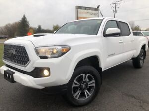 2018 Toyota Tacoma SR5 Crew TRD Sport B Package! Loaded with...