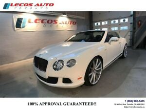 2014 Bentley Continental GT Speed mulliner