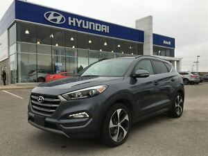 2016 Hyundai Tucson LIMITED/ONE OWNER