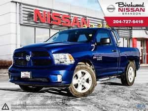 2014 Ram 1500 Express Local! ONE Owner! 4WD!