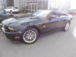 2012 Ford Mustang V6 Premium Convertible PRIX FIN SAISON