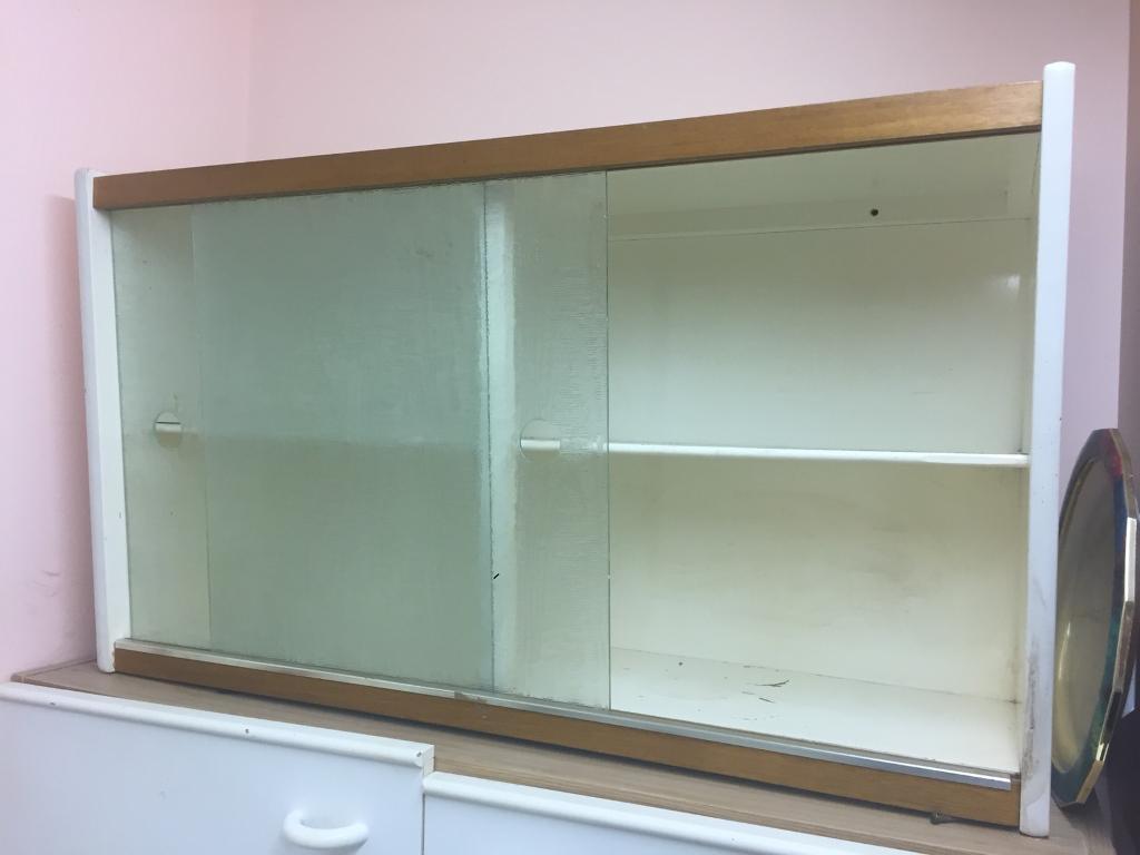 Retro kitchen wall unit | in Emmer Green, Berkshire | Gumtree