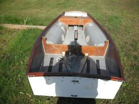 OPTIMIST DINGHY