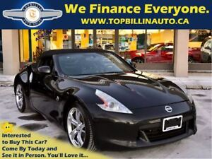 2011 Nissan 370Z Touring Convertible with Navigation