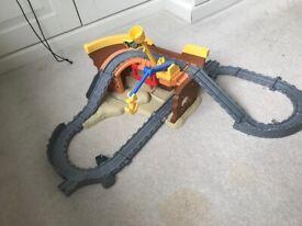 Thomas the tank engine pirate rail track
