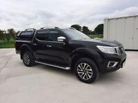 Nissan Navara Pick up Tekna Jan 2018